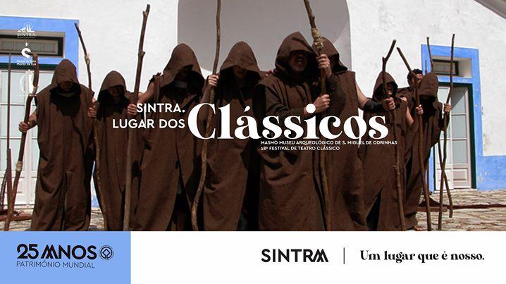 18º Festival de Teatro Clássico, Sintra | 02 a 09 de maio