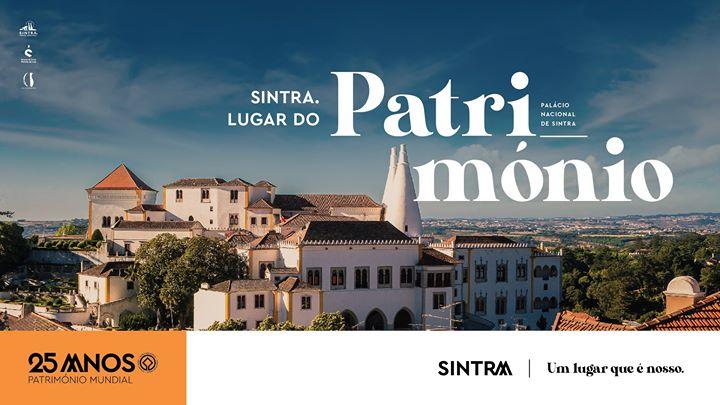Cancelado | Passeio dos Mestres, Sintra