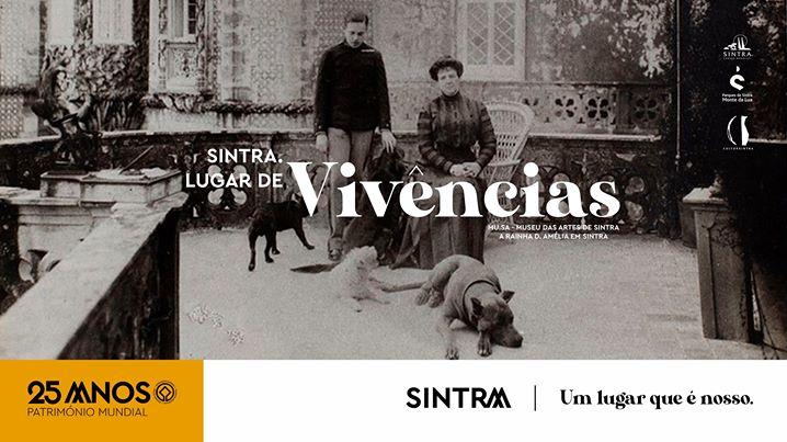 A Rainha D. Amélia em Sintra | 08 de março