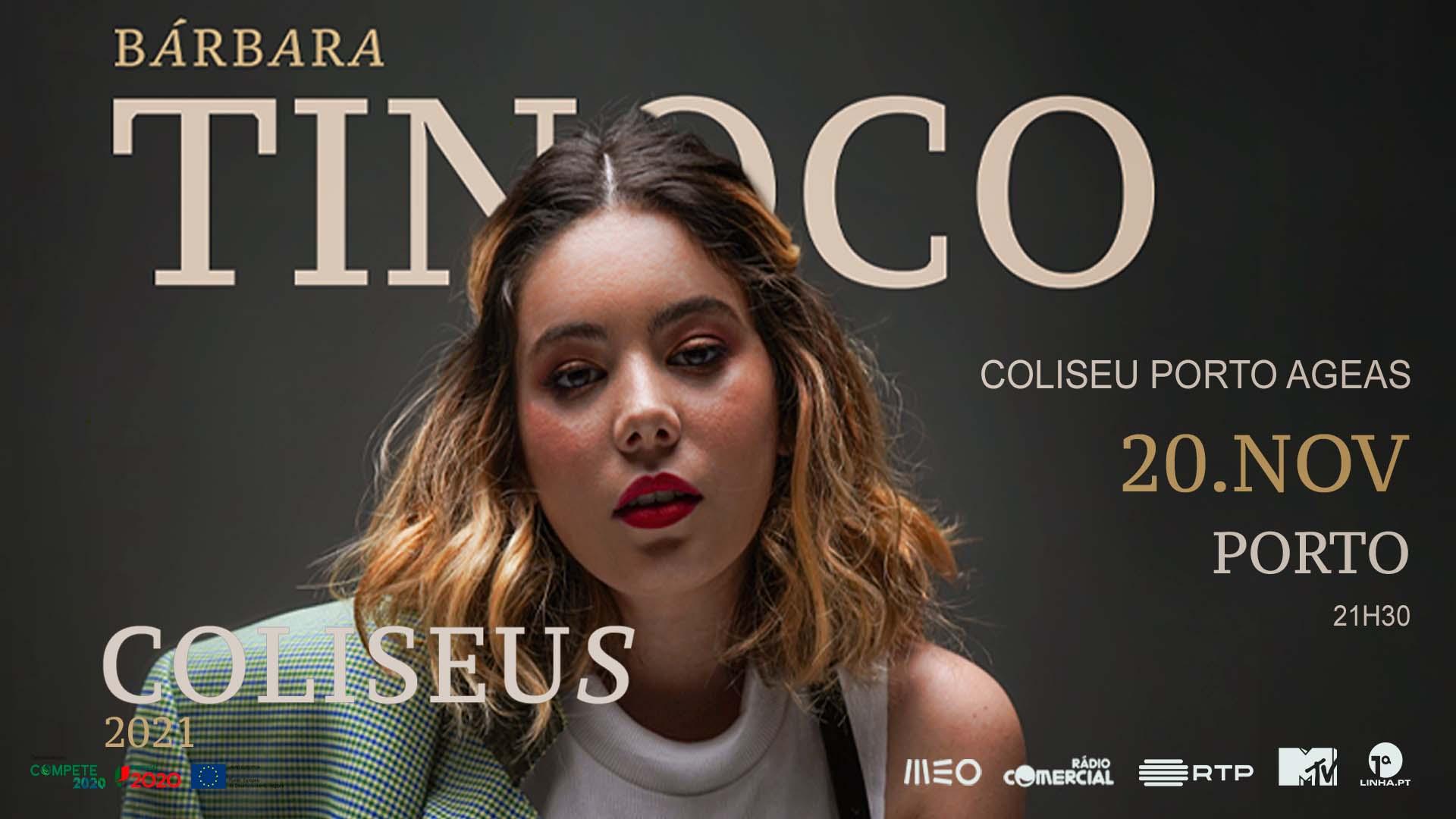 Bárbara Tinoco - Coliseu Porto Ageas