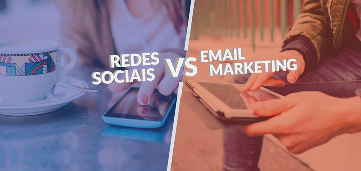 Webinário: Redes Sociais vs Email Marketing