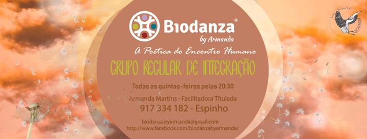 Aula de Biodanza - Grupo Regular de Integração