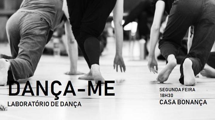 Dança-me - Laboratório de Dança (segunda, 03 fev, 19:00)