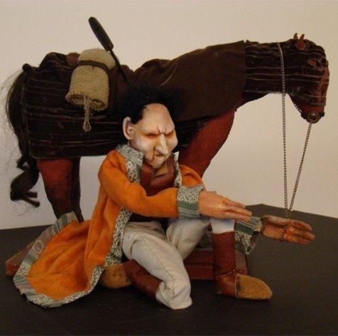 Exposição: Palco das Marionetas