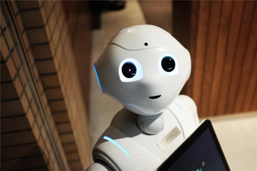 O meu amigo robô