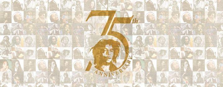 Bob Marley 75th Anniversary