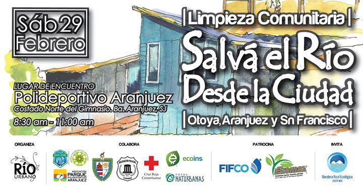 Limpieza Comunitaria 'Salvá el Río Desde La Ciudad' / Febrero