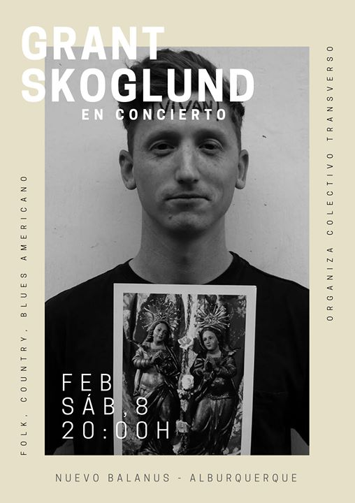 Grant Skoglund en Alburquerque