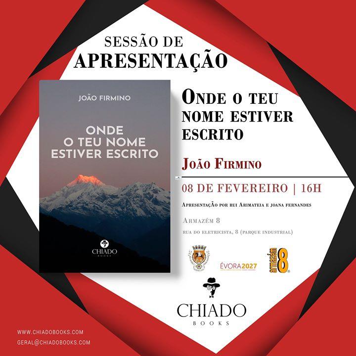 Apresentação de João Firmino