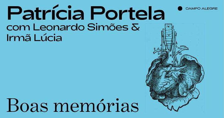 Patrícia Portela ⁄ Boas memórias [Programa Paralelo]