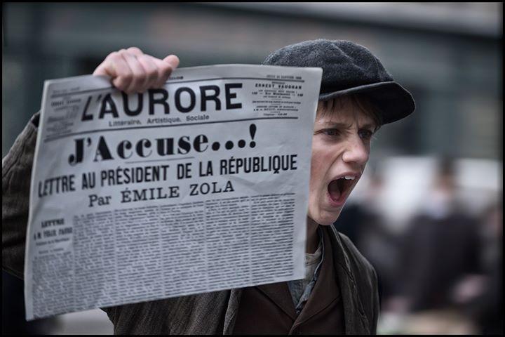 J'Accuse, o novo filme de Polanski, Teatro Campo Alegre