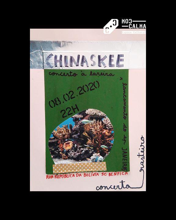 Concerto Rasteiro #8 - Chinaskee