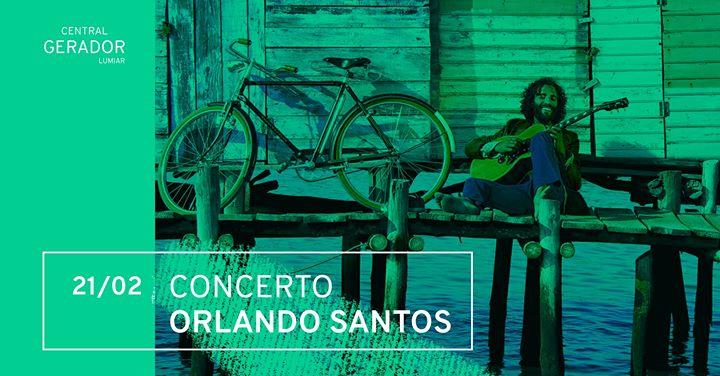 Música | Concerto Orlando Santos