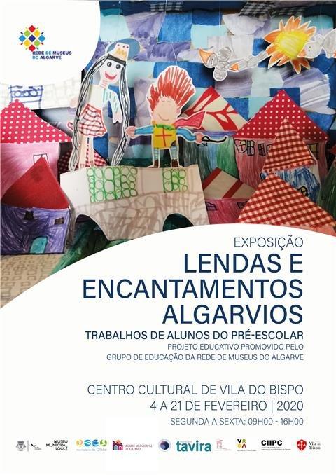 Exposição 'Lendas e Encantamentos Algarvios'