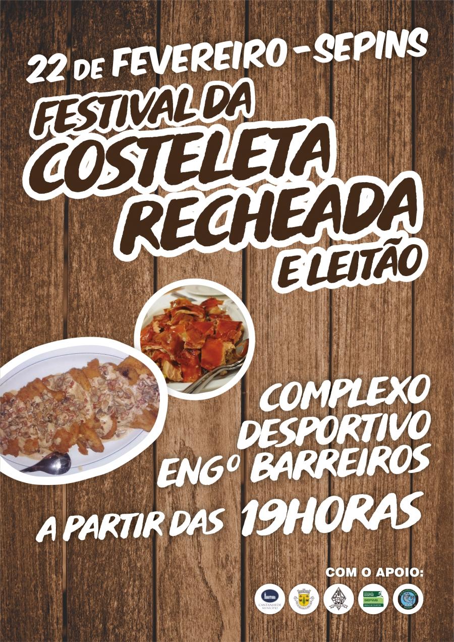 Festival da Costoleta Recheada e Leitão