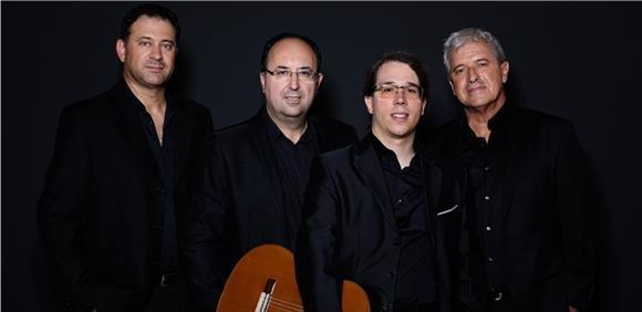 Concerto com Quarteto Concordis