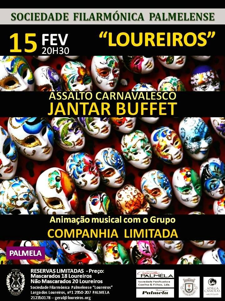 ESPECIAL CARNAVAL 'OS LOUREIROS'