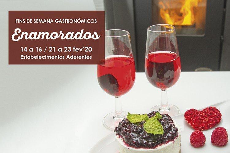 FINS DE SEMANA GASTRONÓMICOS DOS ENAMORADOS