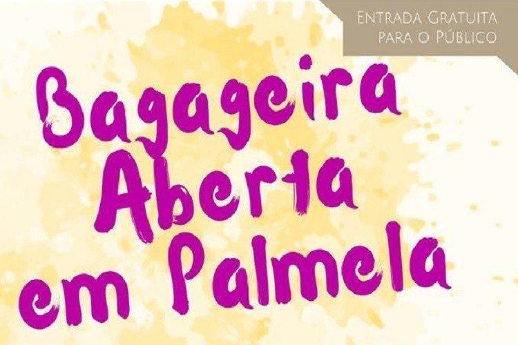 BAGAGEIRA ABERTA EM PALMELA