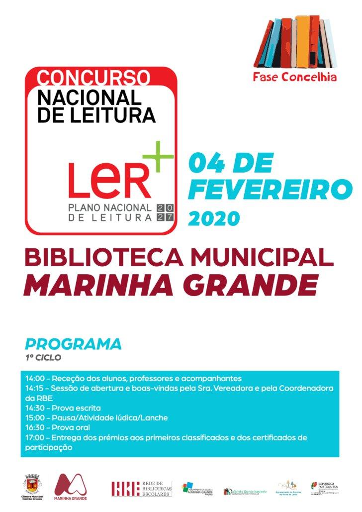 Concurso Nacional de Leiria 2020 - ...