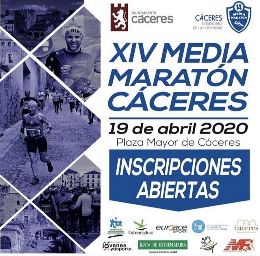 14 Media Maratón de Cáceres -APLAZADO-