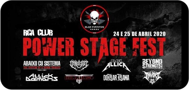 ADIADO - Power Stage Fest