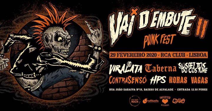 Vai d'embute Punk Fest 2