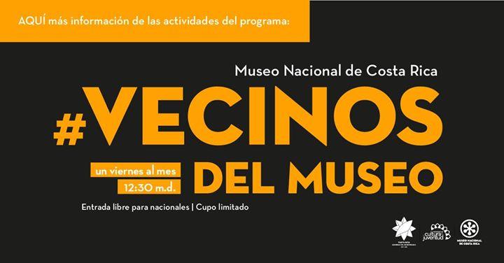 Música para los Vecinos del Museo