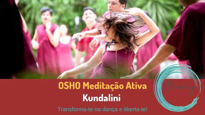 OSHO Meditação Ativa Kundalini