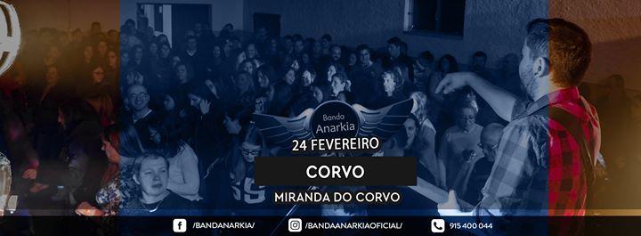 Banda Anarkia | Corvo