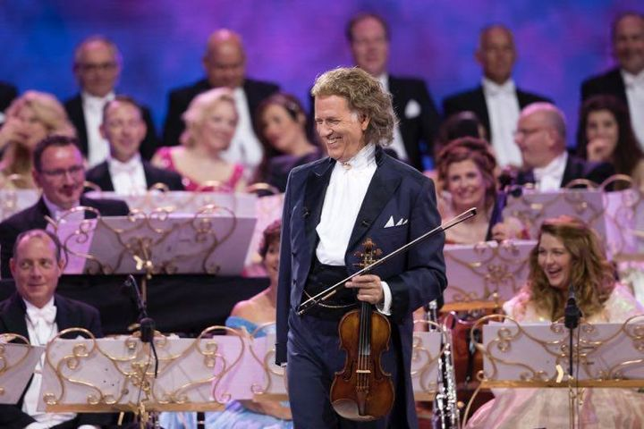 André Rieu live in Lisbon (rescheduled)