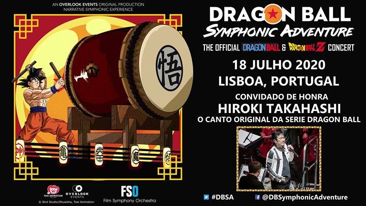 Dragon Ball Symphonic: Lisboa