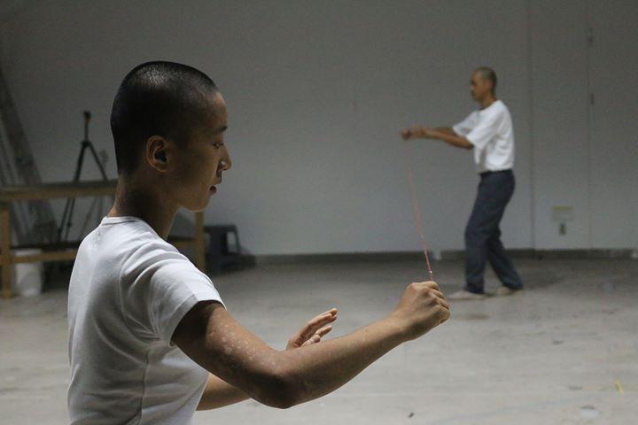 Workshop Fluid Body - Barinamo (KR)
