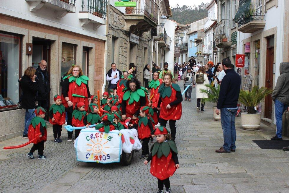 Desfile de Carnaval das Escolas