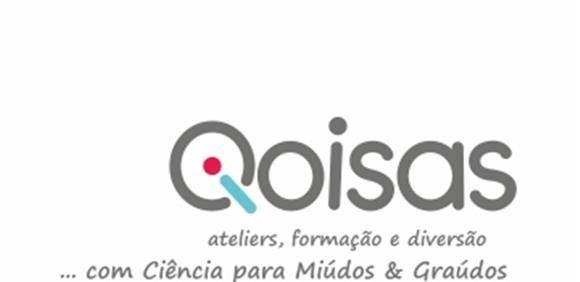 Qoisas de Ciência para Mini Cientistas e Miúdos & Graúdos