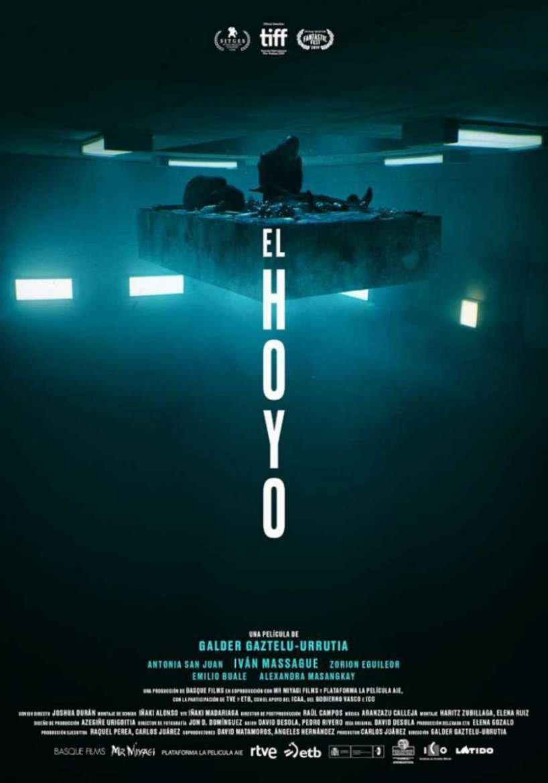 Cine Filmoteca: «El hoyo»
