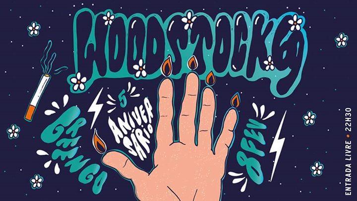 Greengo > 5º Aniversário Woodstock 69 Rock Bar Entrada Livre