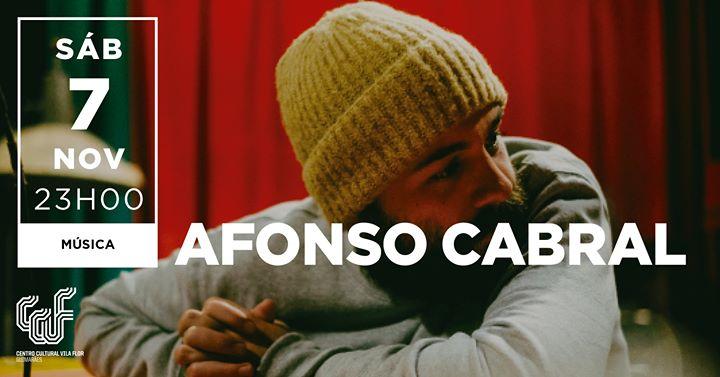 Afonso Cabral *Nova Data*