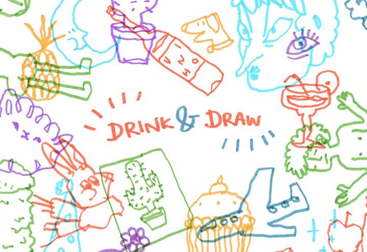 Drink & Draw   21ª Edição