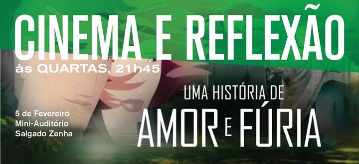 Rio 2096: Uma História de Amor e Fúria de Luiz Bolognesi