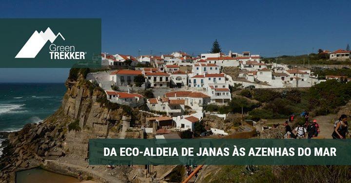 Da eco-aldeia de Janas às Azenhas do Mar