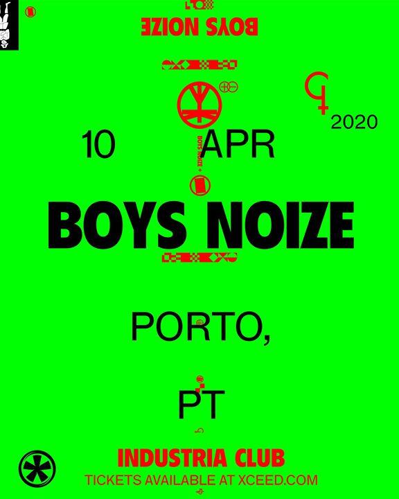 Boys Noize -|+ eʉяo тoʉя