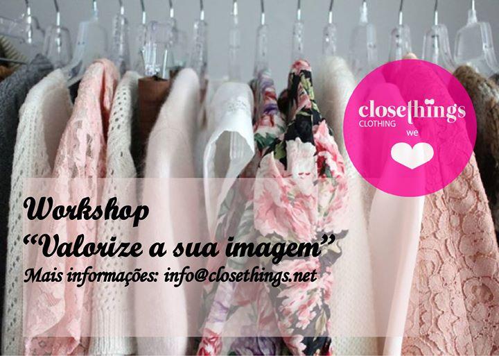 Workshop Online- Valorize a sua imagem