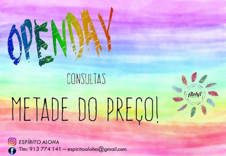 Open Day Terapias - Sintra