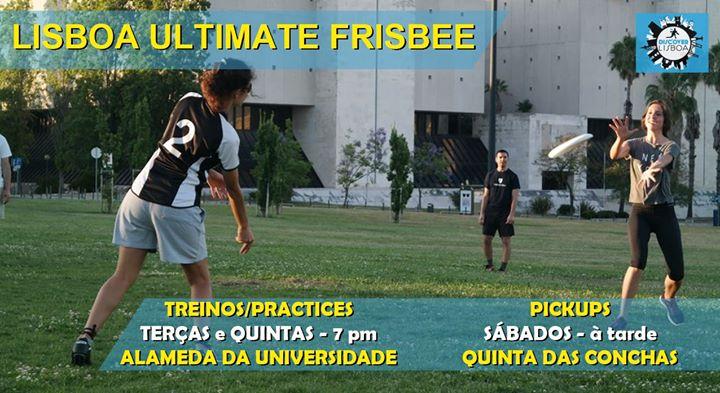 Lisbon Ultimate Frisbee Training - 45 (2019/20)