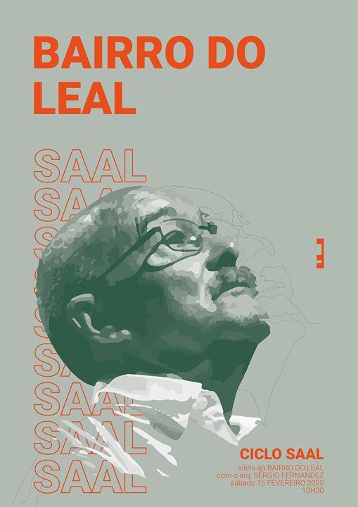 CICLO SAAL  Visita ao Bairro do Leal com o arq. Sérgio Fernandez