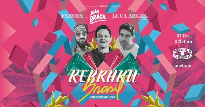 Kebraku Brasil - Prévia de Karnaval