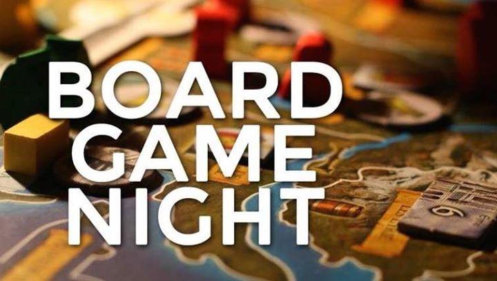 Board Game Night Maia