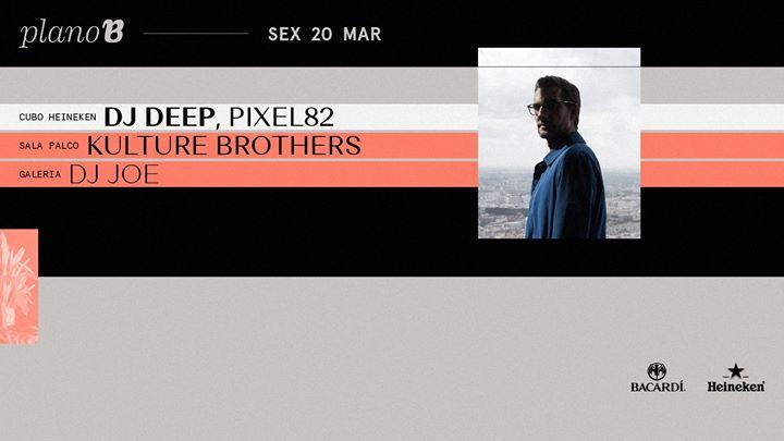 DJ Deep, Pixel82