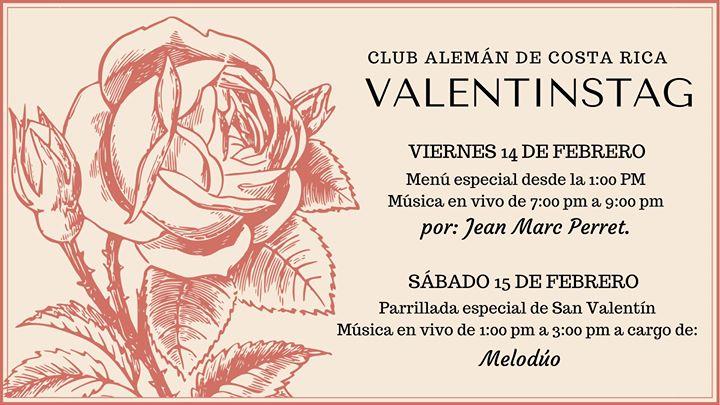 Valentinstag - Día de San Valentín